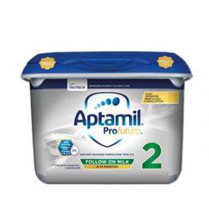 Sữa Aptamil Profutura Anh số 2 800g , hàng nội địa Anh