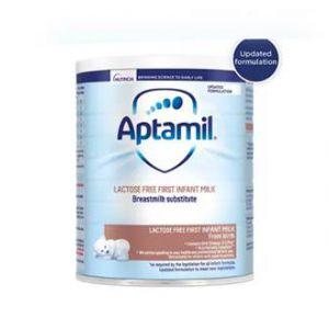 Sữa Aptamil Lactose Free Anh 400g from Birth - hàng nội địa Anh chính hãng.