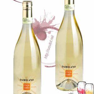 Rượu vang Ý Damilano Moscato d'Asti