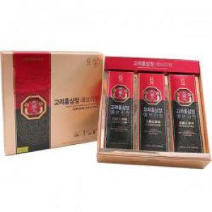 Nước hồng sâm Hàn Quốc Everyone chính hãng Bio Apgold hộp 30 gói x 10ml