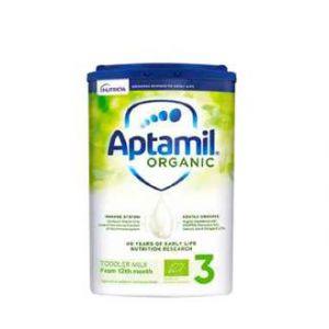 Sữa Aptamil Organic số 3 -  hàng nội địa Anh chính hãng