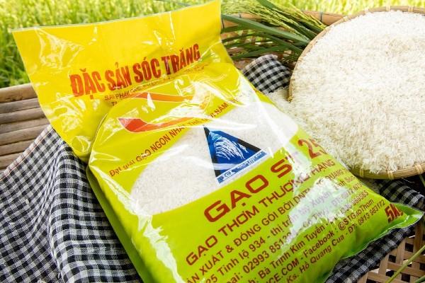 Gạo Sóc Trăng 25 - gạo ngon thượng hạn
