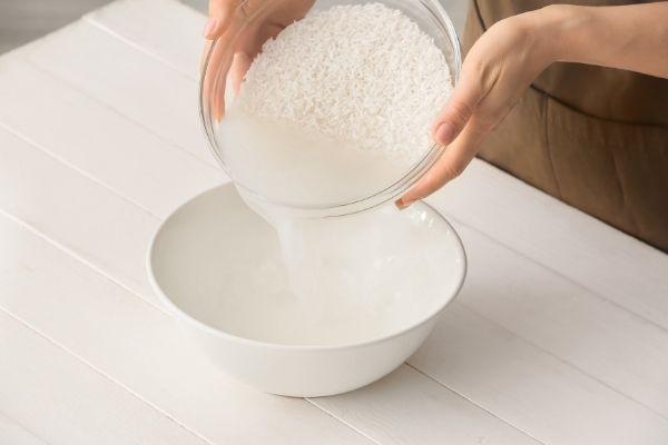 Cách làm nước vo gạo lên men