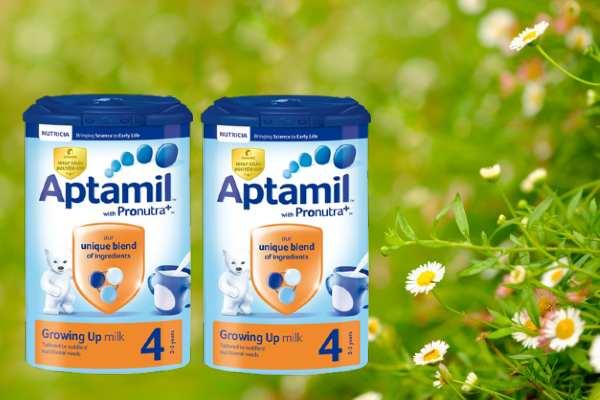 Đại lý chuyên phân phối sữa aptamil anh