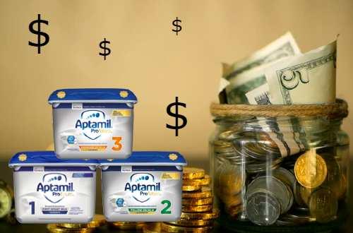 Đại lý chuyên phân phối sữa Aptamil chính hãng