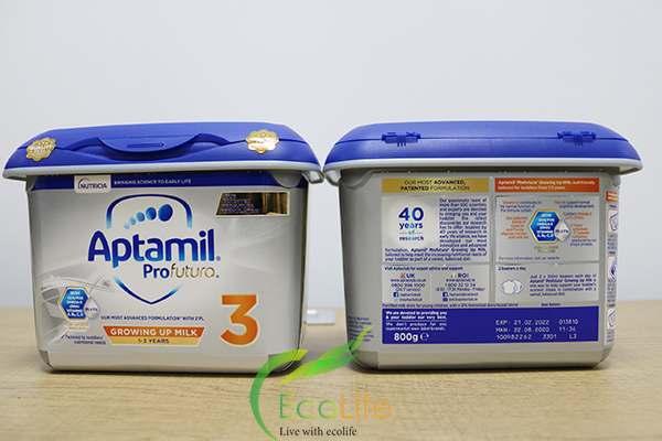HCM - Đôi nét về dòng sữa ngoại nhập khẩu - Sữa Aptamil Anh Sua-aptamil-anh-1