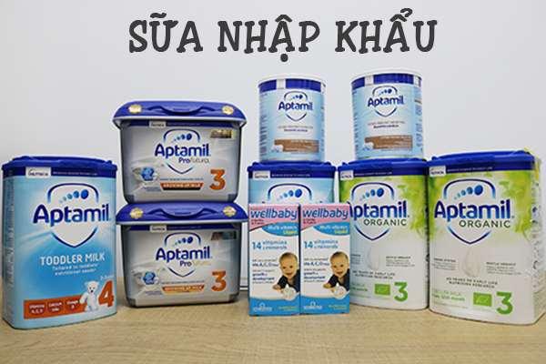 HCM - Đôi nét về dòng sữa ngoại nhập khẩu - Sữa Aptamil Anh Sua-aptamil-anh-4