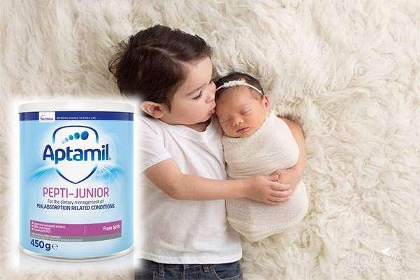 sữa aptamil anh số 1