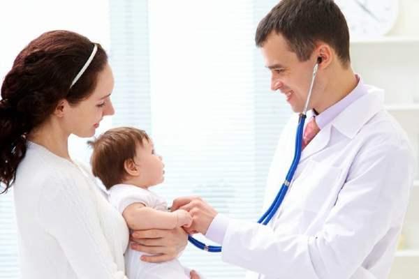 trẻ sơ sinh bị ho