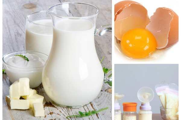 làm váng sữa từ sữa mẹ