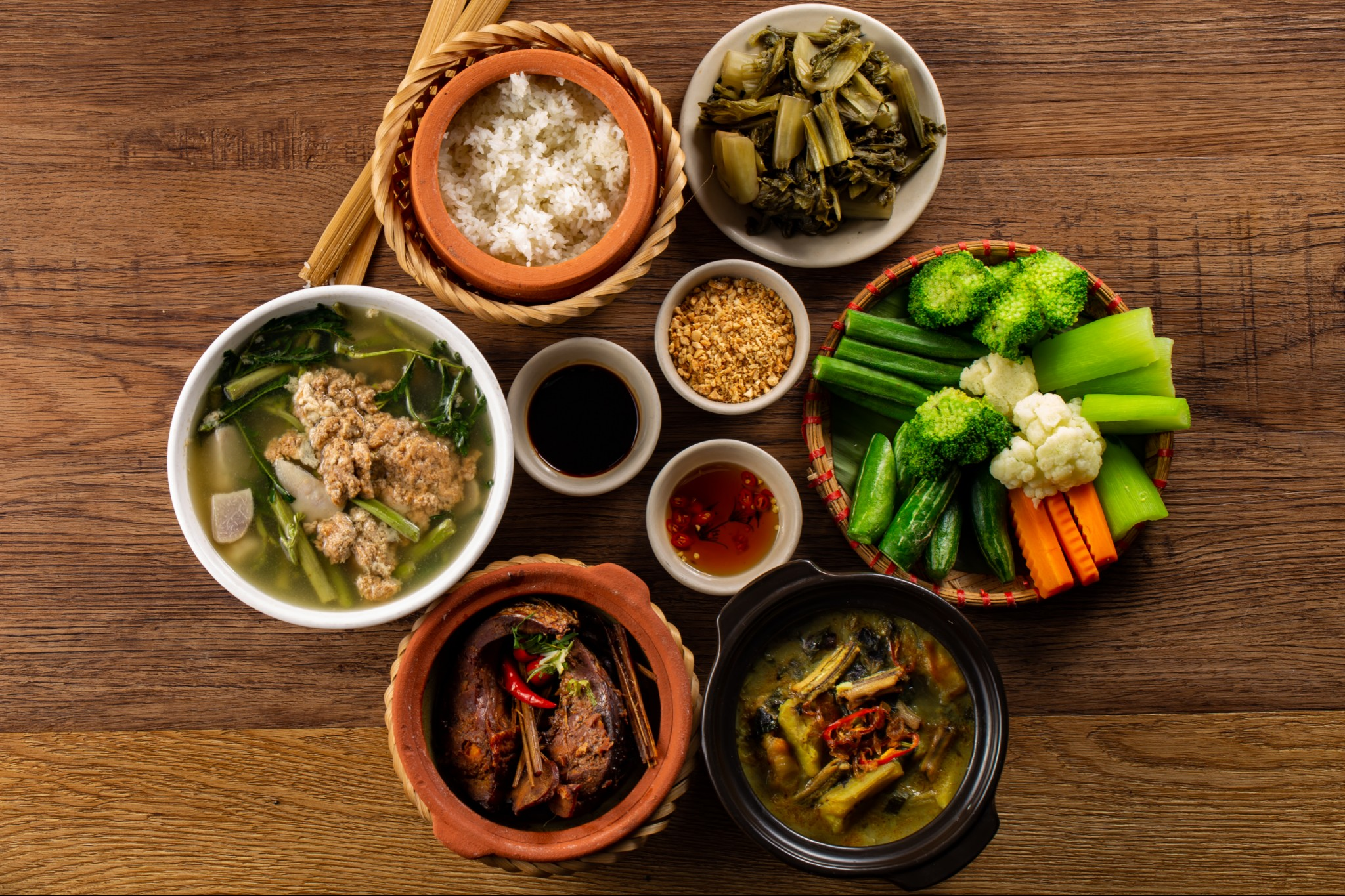 Gạo ST24 trở nên quen thuộc trong từng bữa cơm gia đình
