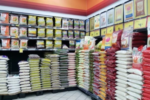 Cửa hàng gạo sạch EcoLife
