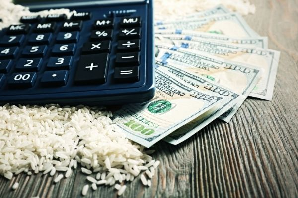 Mở đại lý gạo cần bao nhiêu vốn