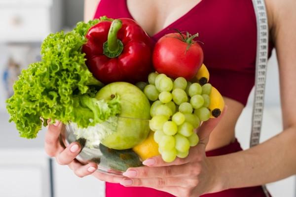Chất xơ giúp giảm cân