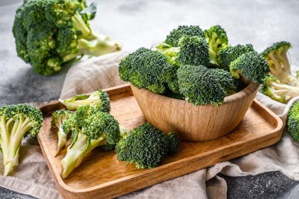 Bắp cải xanh chứa nhiều chất xơ