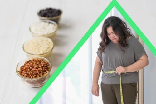 Sử dụng gạo lứt giảm cân sau sinh an toàn, hiệu quả