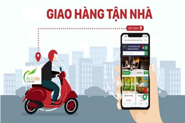 Mua hàng online nhanh chóng và tiện lợi cùng đại lý gạo Bình Thạnh