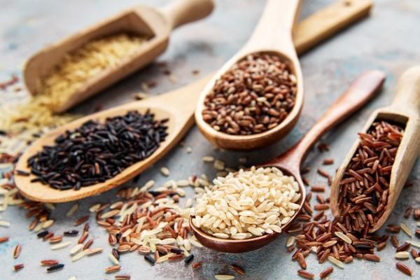 Gạo lứt là thực phẩm chính trong chế độ ăn thực dưỡng