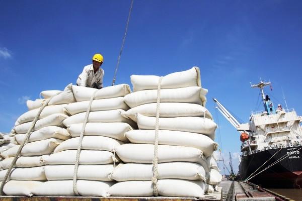 Việt Nam nằm trong các nước xuất khẩu gạo lớn nhất thế giới