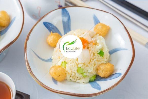 Gạo ST25 dồi dào dinh dưỡng