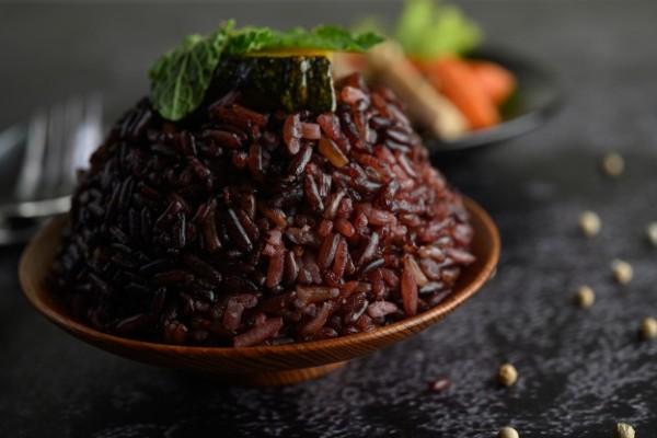 Gạo Tím Than bổ sung dinh dưỡng dồi dào cho sức khỏe