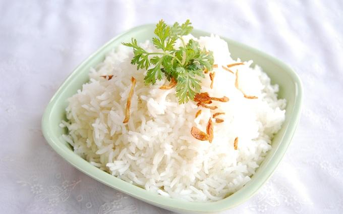 Gạo Lài Sữa cho ra cơm trắng, dẻo, thơm, có vị ngọt tự nhiên hấp dẫn