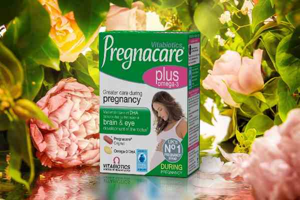 Thuốc bầu giai đoạn đầu - Pregnacare Plus