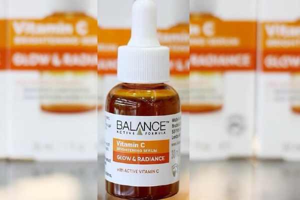 serum balance vitamin c