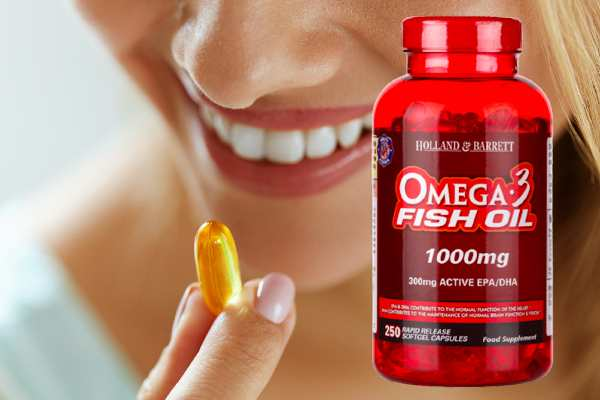 Dầu cá - Omega 3 Fish Oil