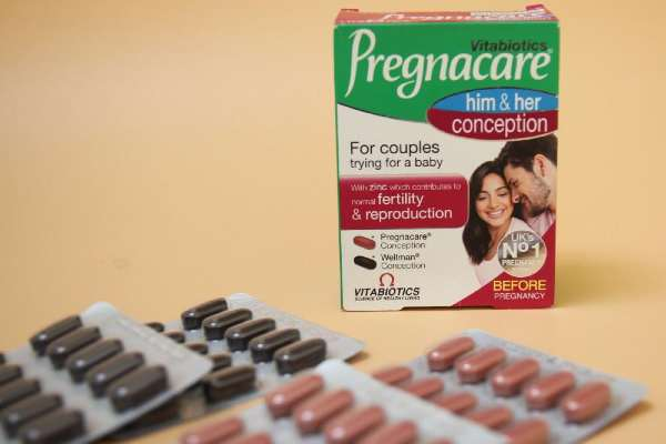 pregnacare him and her