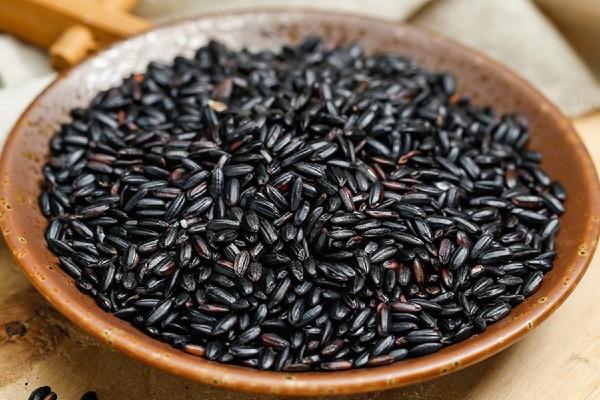 Gạo đen giàu dinh dưỡng và lượng đường ít được nhiều bệnh nhân tiểu đường lựa chọn