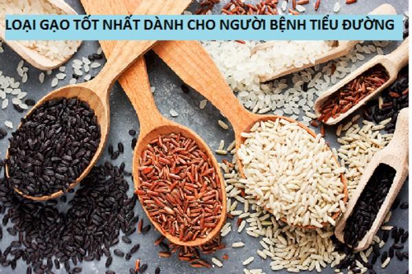 Gạo dành cho người bị tiểu đường được ưa chuộng nhất hiện nay