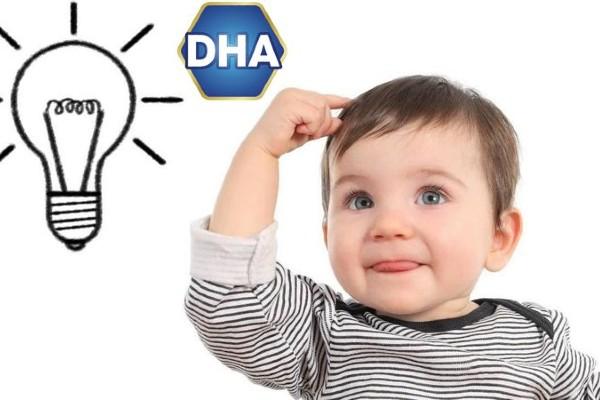 Sữa Aptamil Profutura Anh số 2 cung cấp hàm lượng DHA cao cho bé