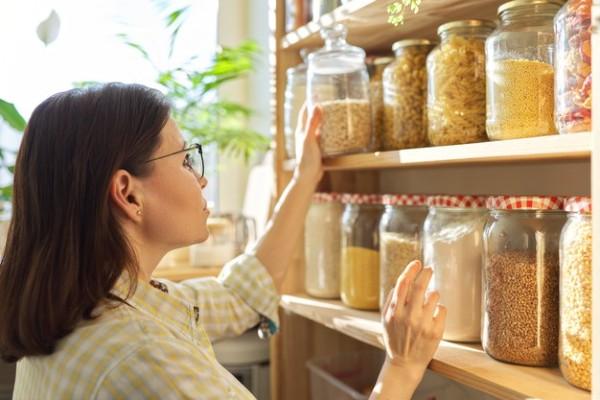 Các  cách bảo quản gạo không bị mốc