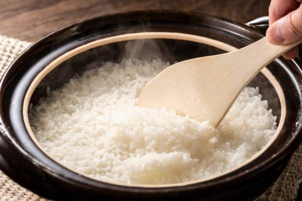 Gạo bị mọt nấu bằng sữa